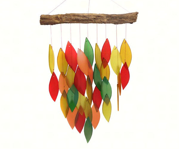 Fall Colors Waterfall Chime - YourGardenStop