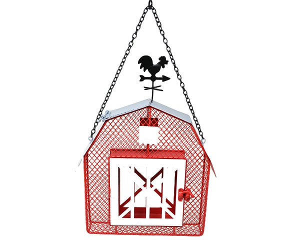 Barn Mesh Suet Feeder by Gift Essentials - YourGardenStop