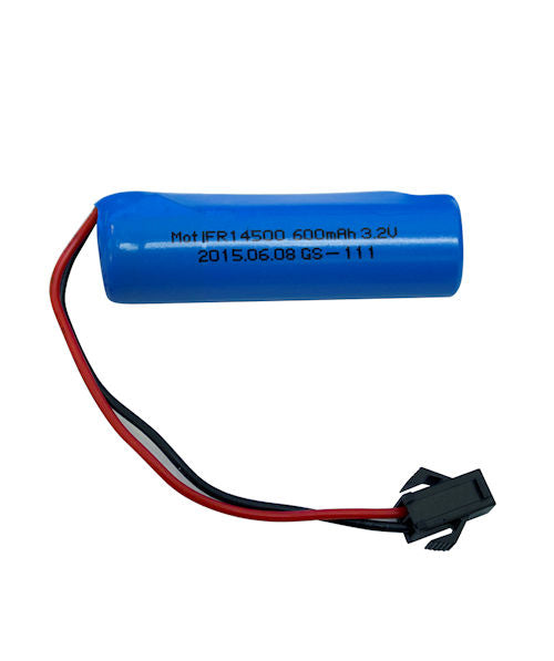 Gama Sonic Replacement Lithium-Ion Battery for 3.2v/600mah
