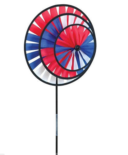 Triple Wheels Patriot Spinner - YourGardenStop