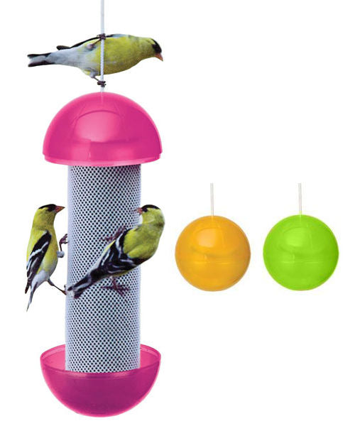Have-A-Ball Finch Feeder (3 different colors) - YourGardenStop