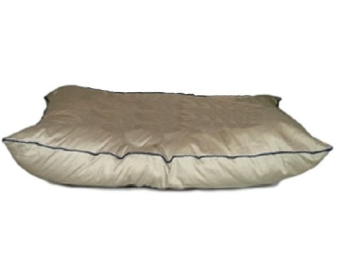 Medium size Dog Bed Pillow in Khaki - Made in USA - YourGardenStop