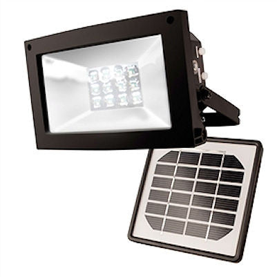 Solar Powered 10-Hour Flood Light