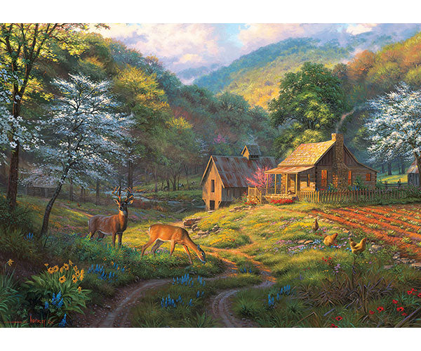 Country Blessings 1,000 piece Puzzle