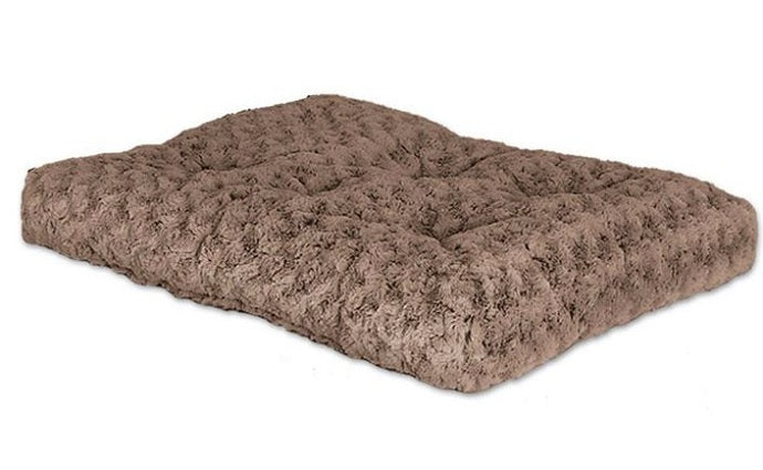 35 x 23 inch Ultra-Soft Synthetic Fur Tufted Pet Bed - YourGardenStop