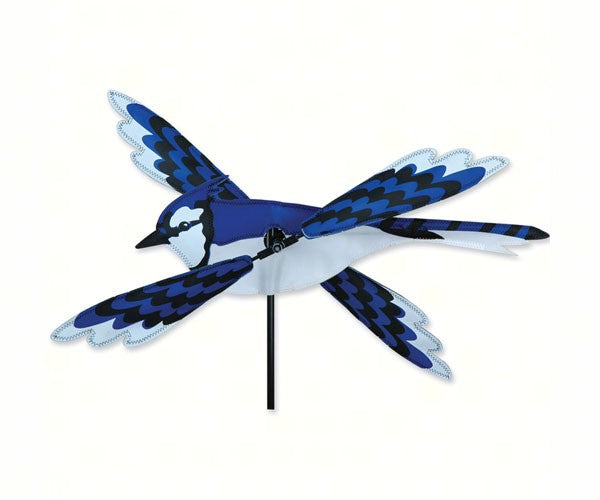 Premier Designs Blue Jay Spinner 18 inch - YourGardenStop