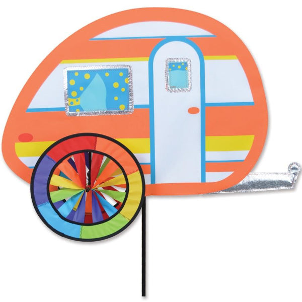 19 in. Teardrop Camper Spinner - YourGardenStop
