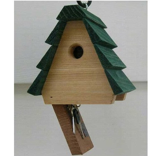 Hide-A-Key House by Songbird Essentials - YourGardenStop