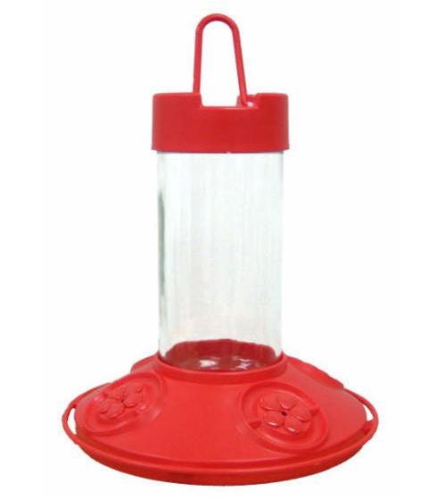 Dr. JB's 16 oz Clean Feeder All Red - YourGardenStop