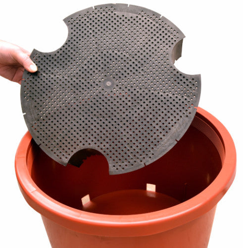 "Smart Soil Separator™ - 14.75"" & 17.5"" (1, 2 or 4 pack) Planters"