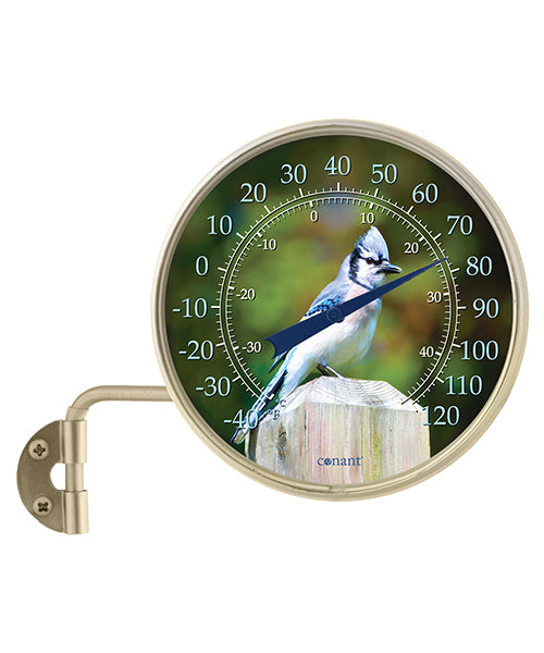 "Classic 4"" Small Dial Thermometer (Various Styles Available) - YourGardenStop"