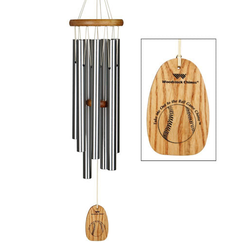 Woodstock Chime-Take Me Out to the Ball Game Chime - YourGardenStop