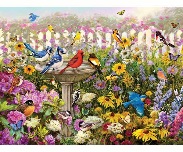 Puzzles (Variety of sizes and scenes) - YourGardenStop