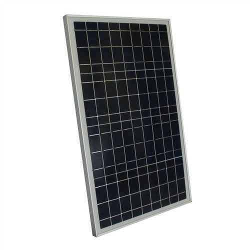 30-Watt Solar Panel 12-Volt Battery Charger - YourGardenStop