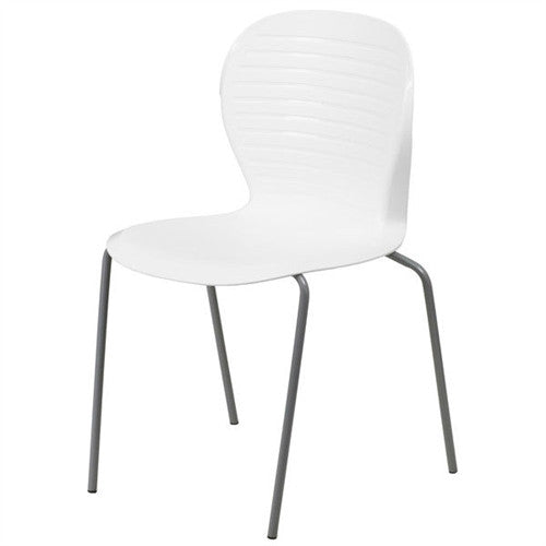 Modern Outdoor Indoor Stacking Patio Dining Side Chair