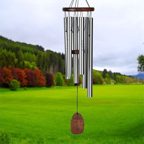 Woodstock Affirmation Chime -Love - YourGardenStop