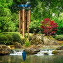 Woodstock Chimes Asli Arts Bamboo Collection Chimes - (Variety) - YourGardenStop