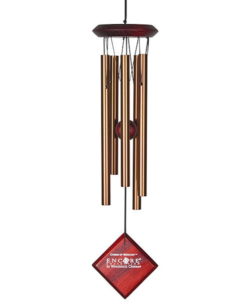 Woodstock Chimes the Planets Bronze (Mars Polaris,Pluto,Earth,Mercury) - YourGardenStop