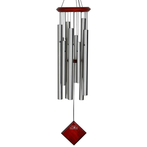 Woodstock Encore Chimes of Orion - Silver - YourGardenStop