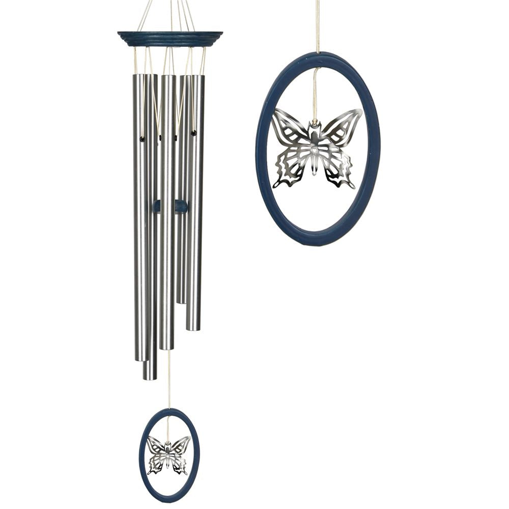 Woodstock Chimes Wind Fantasy Series Butterfly