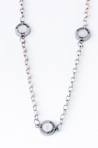 Chain and Charms Necklace