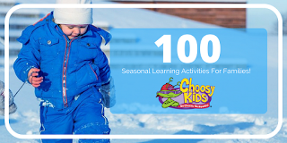 100 Seasonal Active Learning Ideas - Winter Edition
