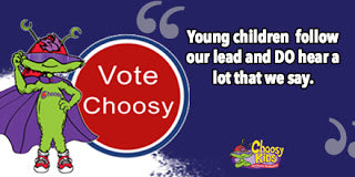 Vote for Choosy!