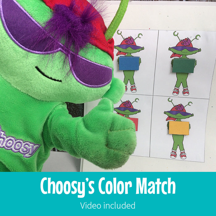 Choosy's Color Match