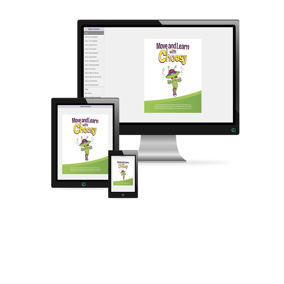 Move and Learn with Choosy Digital Version