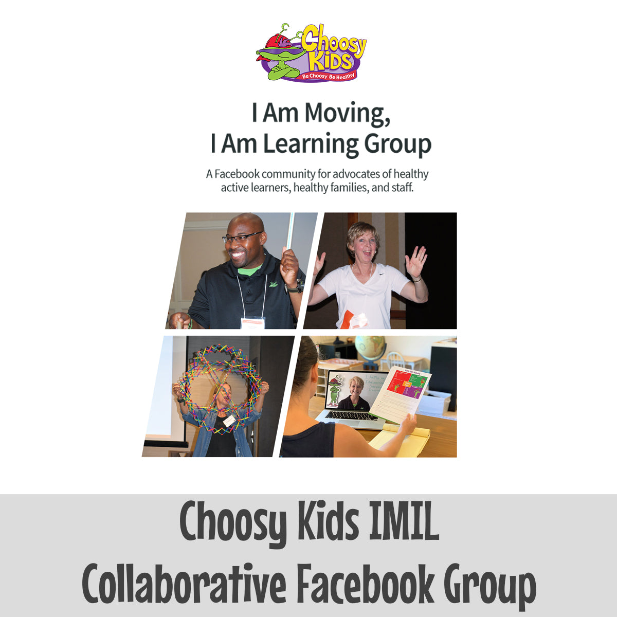Choosy Kids IMIL Collaborative Facebook Group