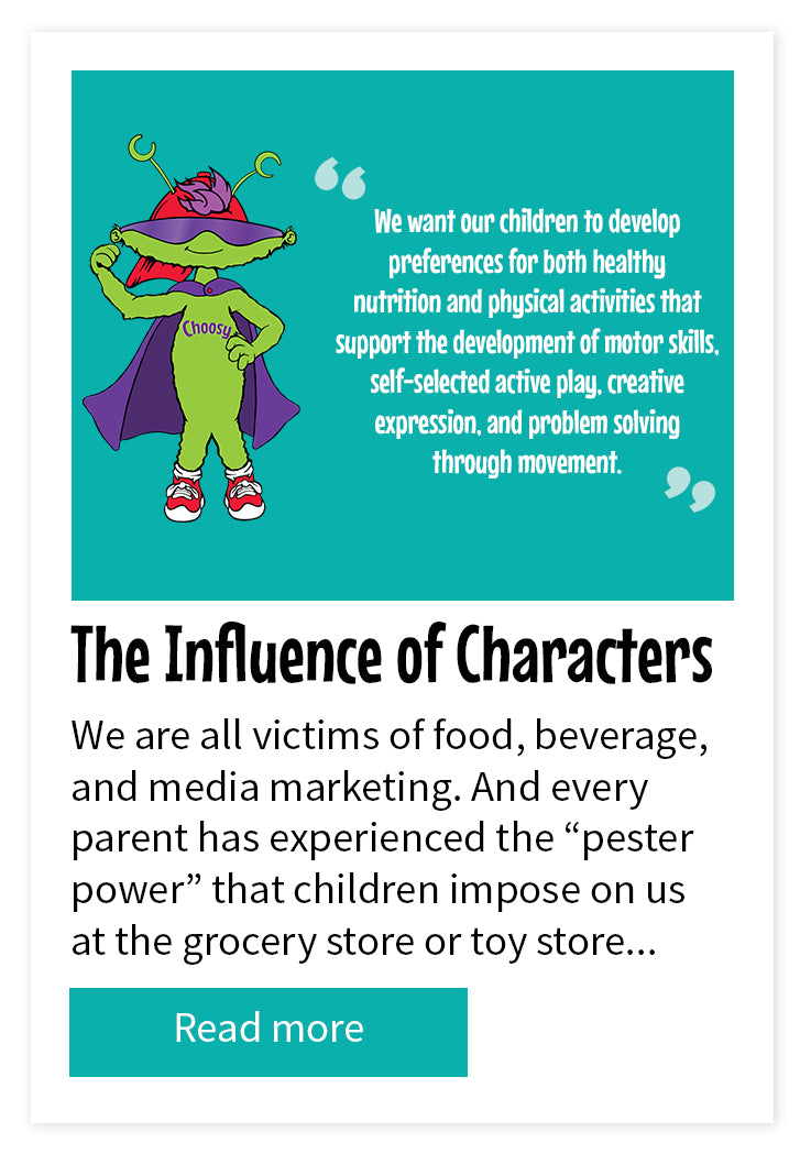 The Influence of Characters