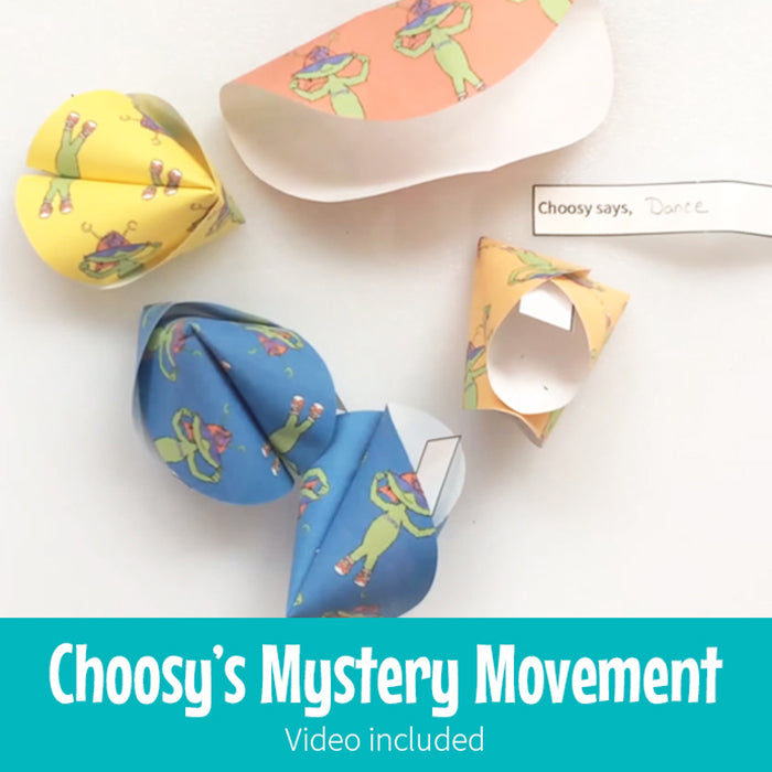 Choosy's Mystery Movement