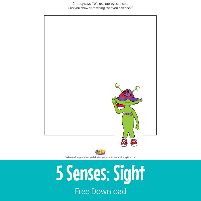 5 Senses: Sight