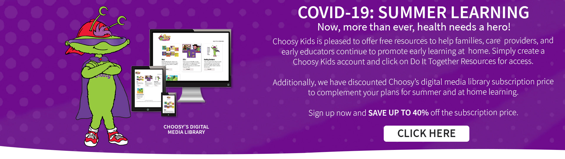 Covid Summer Resources