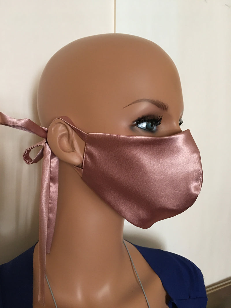 Satin Face Mask