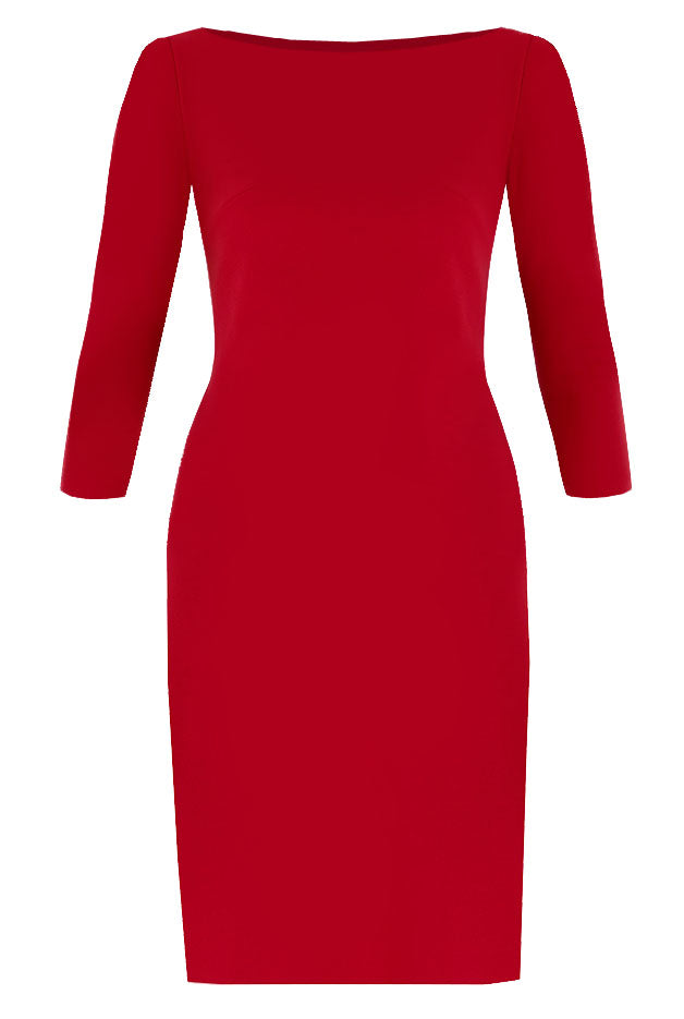 Juliette Basic Sheath Dress - See all colors