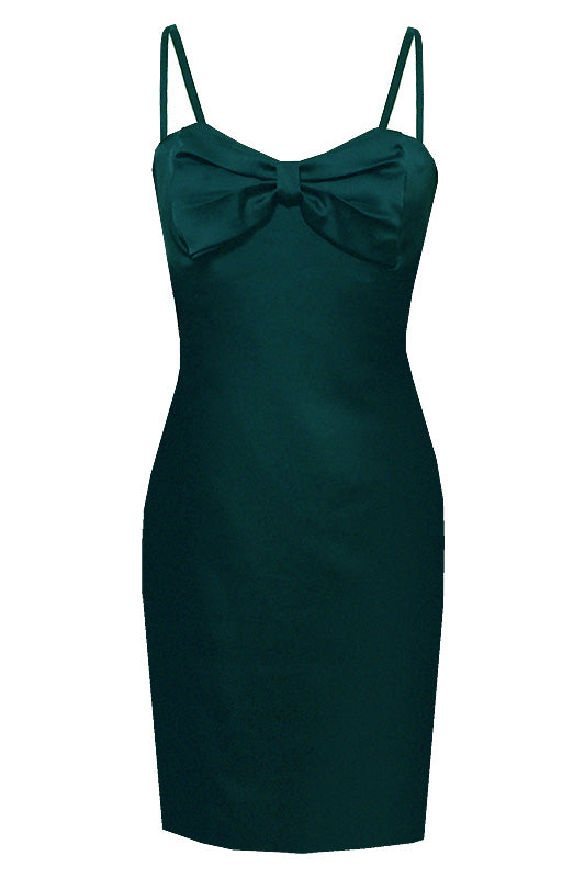 Tea Time Cocktail dress with large bow