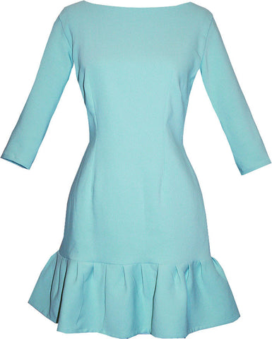 Nestine Light Blue Dress