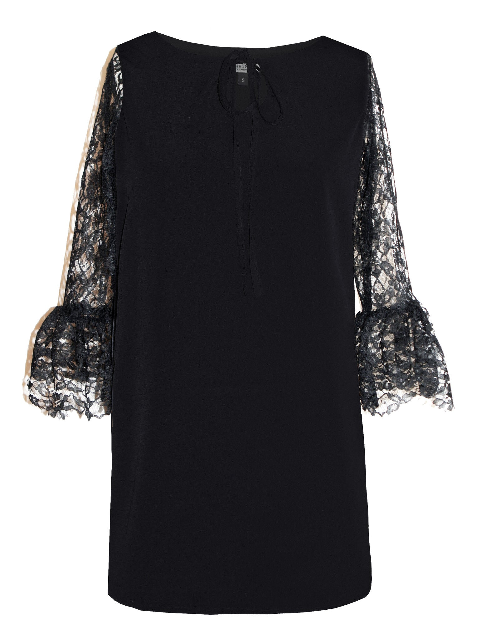 z Catriona Dress in Black