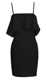 Coralie Dress - Little Black Dress