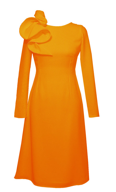 Eyry Marigold Dress