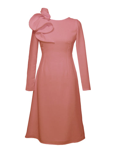 Eyry Old Rose Pink Dress