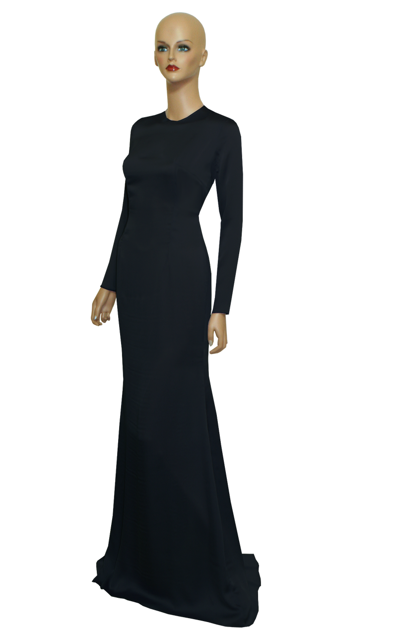Fortress Long Sleeve Gown- All Colors