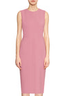 Old Rose Sheath Dress - Krew