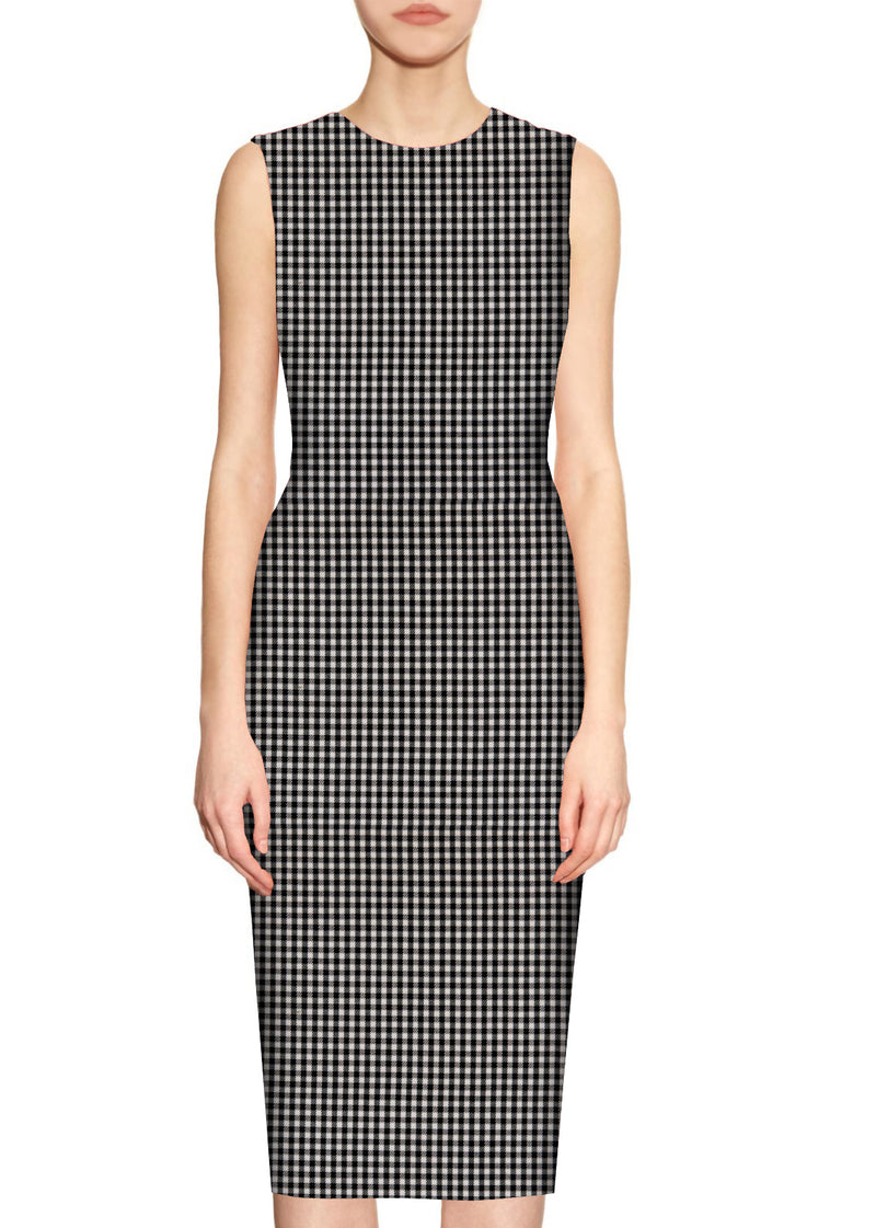 Krew Prints Sheath Dress