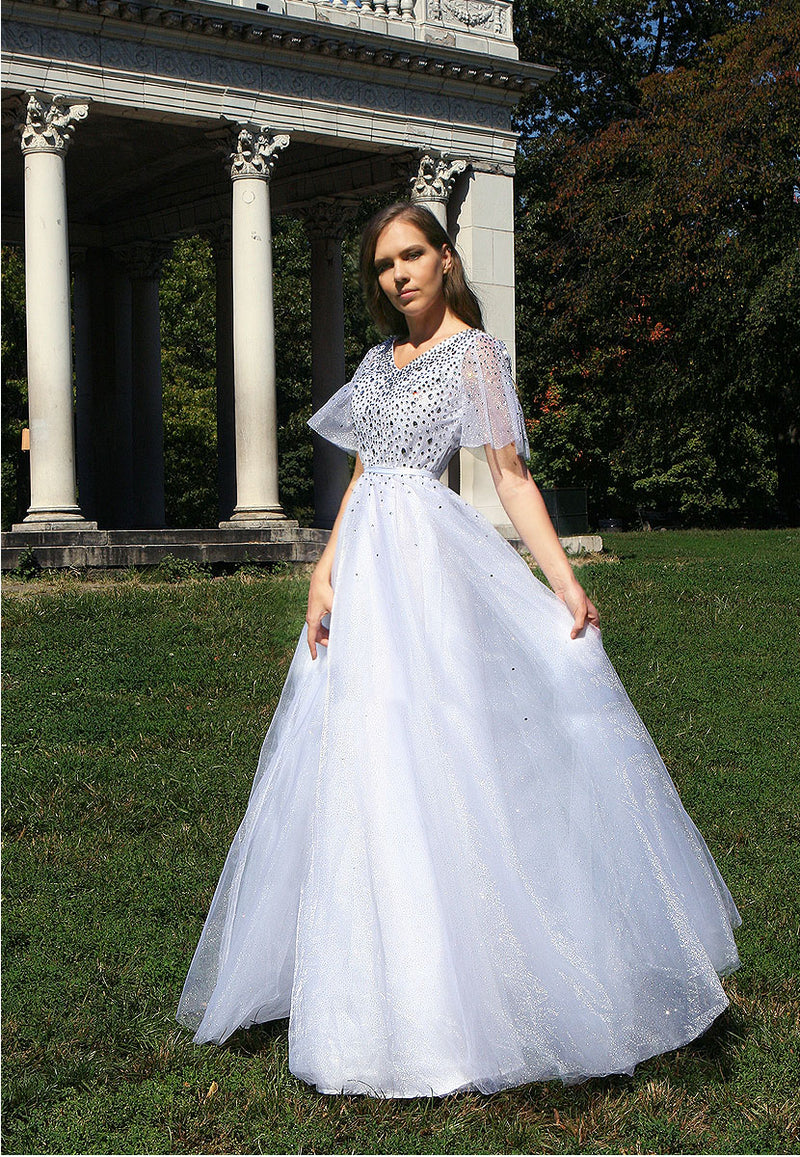 __ Caeli Couture Bridal Polaris Gown