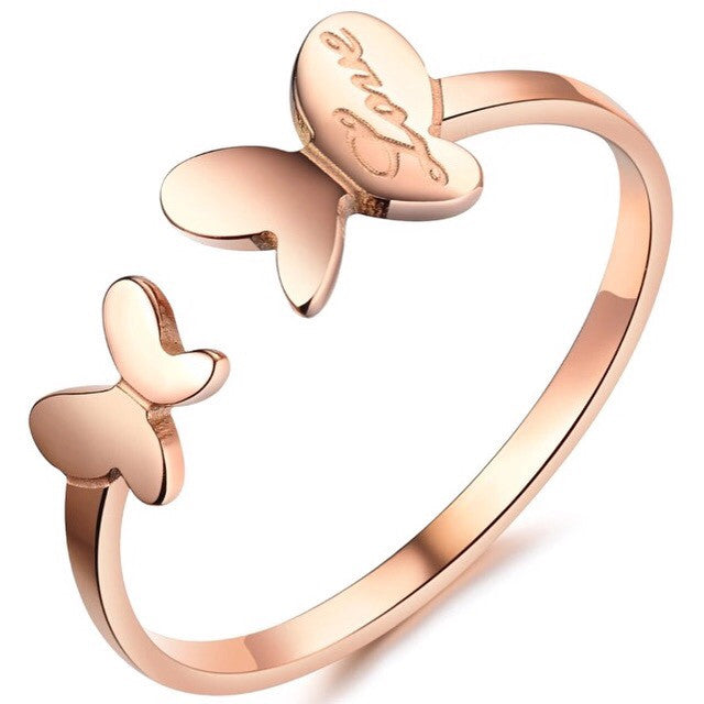 Love ring - Classy Pink Boutique