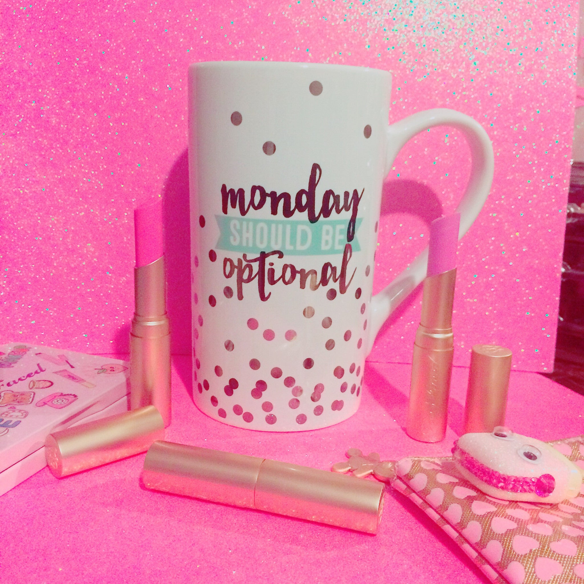 Monday should be optional mug