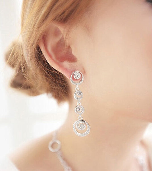 Fabulous Dangling Earrings - Classy Pink Boutique