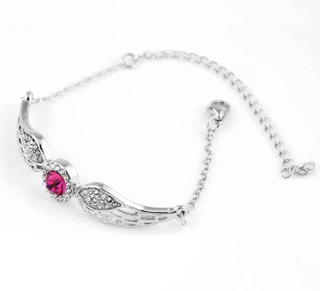 Angel Wings bracelets - Classy Pink Boutique